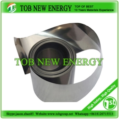 High purity Nickel foil for
