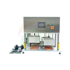 Vacuum Filling Machine For Cylindrical